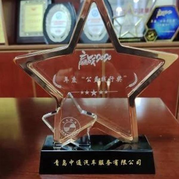 年度公益践行奖