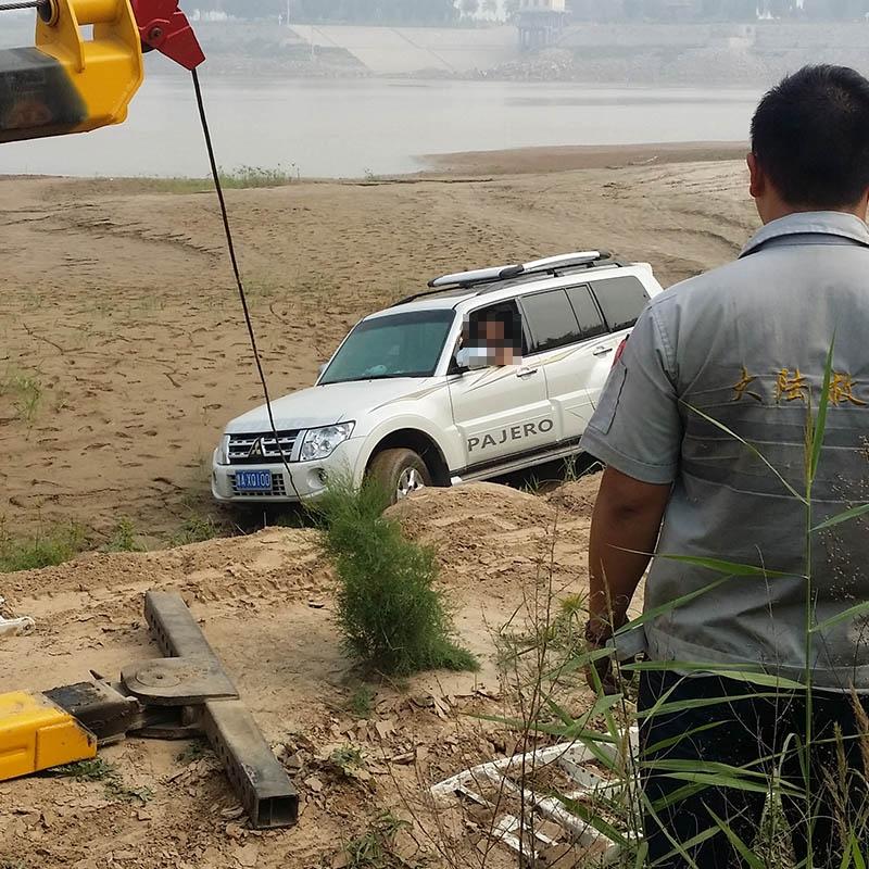河滩汽车救援