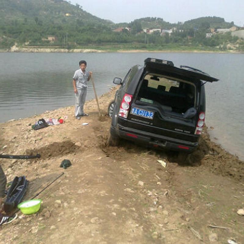 河滩困境救援