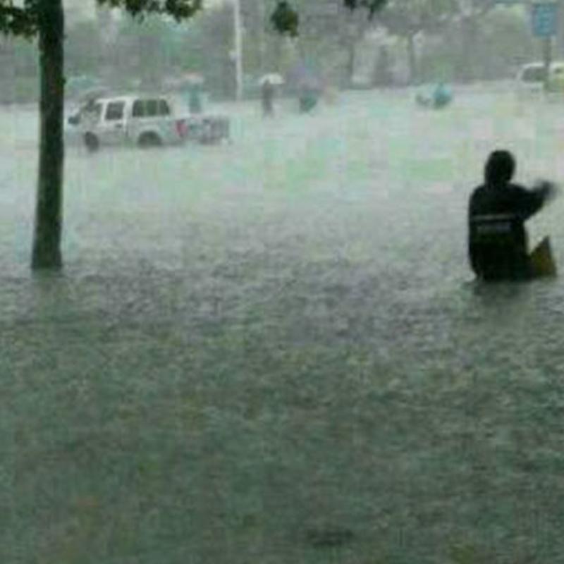 水灾困境救援