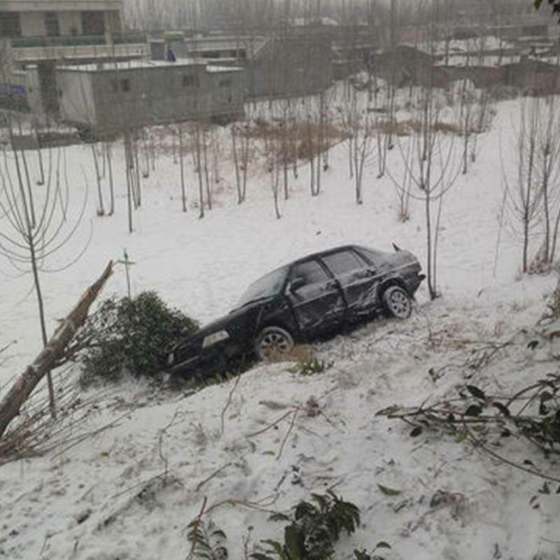 雪天困境救援